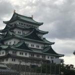 名古屋城の本丸御殿と天守閣の金鯱を見てきた