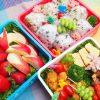 小学校の運動会のお弁当 簡単レシピ