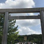 伊勢神宮の内宮を参拝 駐車場へのアクセス方法