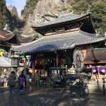 宝山寺は生駒にあるご利益のあるお寺 初詣は混雑している